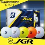 ブリヂストン ゴルフボール TOUR B JGR 1ダース BRIDGESTONE 2018