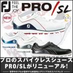フットジョイ  ゴルフシューズ メンズ 53290J ホワイト ネイビー レッド2018モデル 25.5 cm