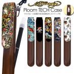�ޥ����ԡ��������夷���ޤ�Ǽ��ǽ �ץ롼��ƥå� ������ Ploom Tech �쥶�� �� �ͥå����ȥ�å� ��Ǯ�����Х� ���ɥϡ��ǥ��� �ǥ����� plpen-edhardy01