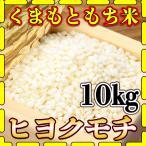 新米 精白米 令和元年産 1年産 2019年産 九州 熊本県産 もち米 10kg 5kg2個 ヒヨクモチ くまもとのお米