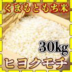 米 30kg 九州 熊本県産 ヒヨクモチ もち米 新米 令和2年産 5kg6個 精白米 くまもとのお米 kuma-kome