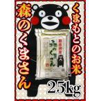 精白米 30年産 九州 熊本県産 森のくまさん 25kg 5kg5個 白米 くまもとのお米 特A くまモン米 くまモン