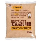 てんさい糖 / 650g TOMIZ(富澤商店) 茶色い砂糖 てんさい糖