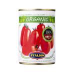 モンテベッロ・有機ホールトマト / 400g TOMIZ/cuoca(富澤商店) イタリアンと洋風食材 トマト