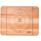 ペストリーボード リバーシブルモデル1390 / 1枚 TOMIZ/cuoca(富澤商店) 伸ばす・敷く カッテングボード