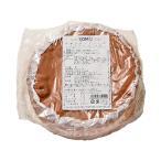 【冷凍便】冷凍スポンジケーキ(プレーン)6号 / 1個 TOMIZ/cuoca(富澤商店) 冷凍スポンジプレーン 18cm(6〜8人用)
