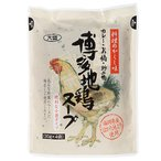 博多地鶏スープ / 120g(30g×4) 即席スープ スープ・雑炊・茶漬け