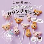 cuoca手づくり うさくまクランチポップセット / 1セット バレンタイン  製菓材料セット 手作りセットシリーズ