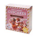 cuoca チョコと木いちごのミニカップケーキセット / 1セット バレンタイン  製菓材料セット 手作りセットシリーズ