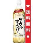 【送料無料】サントリー ソウルマッコリ 6度1000mlペットボトルx3本