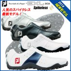 フットジョイ  ゴルフシューズ EXL スパイクレス ボア FootJoy EXL Spikeless Boa FJ 18
