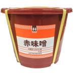 【本日5のつく日!大変お得!】ハナマルキ 赤味噌 4kg P樽