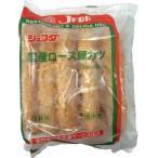 (要冷凍)JFDA 国産ロース豚カツ 120g×5個入り