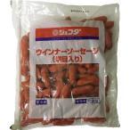 【キャッシュレス決済で5%還元!】 冷凍 JFDA 切目入りウインナーソーセージ 赤ウインナー  1kg
