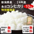 令和元年産 新潟県魚沼産 コシヒカリ 1等玄米  10kg 送料無料 クーポンで100円引き!