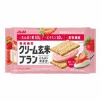 クリーム玄米ブラン 苺チーズタルト 6個セット 【期間限定】 72g(2枚×2袋)×6