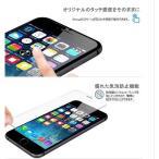 強化ガラス液晶保護フィルム 0.3mm超薄膜 iPhone5 6 6plus用 アイフォン6 送料無料