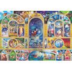 ・ジグソーパズル 108ピース ディズニー オールキャラクタードリーム (18.2x25.7cm) D-108-988(テンヨー)梱60cm