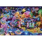 ジグソーパズル 1000ピース ディズニー 星空に願いを…ステンドアート (51.2x73.7cm) DS-1000-771(テンヨー)梱80cm