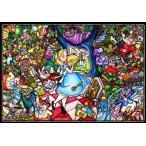 ジグソーパズル 1000ピース ディズニー ふしぎの国のアリス ストーリーステンドグラス(51x73.5cm)  DP-1000-027(テンヨー)梱80cm