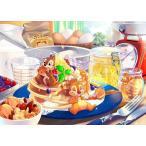 ジグソーパズル 1000ピース ディズニー チップとデール あま〜い誘惑 ピュアホワイト(51x73.5cm)   DP-1000-030(テンヨー)梱80cm