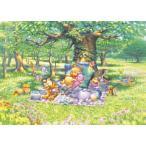 ・ジグソーパズル 300ピース ディズニー くまのプーさん やわらかな午後(30.5x43cm) D-300-204(テンヨー)梱60cm