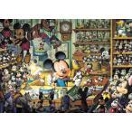 ジグソーパズル 500ピース ディズニー ミッキーのおもちゃ工房 光るジグソー(35x49cm) D-500-354(テンヨー)梱60cm
