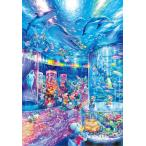 ・ジグソーパズル 1000ピース ジグソーパズル ディズニー ナイトアクアリウム【光るパズル】(51x73.5cm) D-1000-029(テンヨー)梱80cm