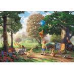 ・ジグソーパズル 1000ピース くまのプーさん Winnie The Pooh II スペシャルアートコレクション (51x73.5cm) (D-1000-030)(テンヨー)梱80cm(A999)