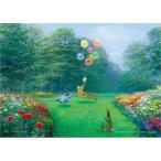 ・ジグソーパズル 1000ピース ディズニー くまのプーさん レスキュイング ピグレット (51x73.5cm)  D-1000-034(テンヨー)梱80cm