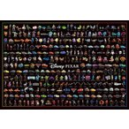 ・ジグソーパズル 1000ピース ディズニー/ピクサー キャラクターコレクション(51x73.5cm)  D-1000-036(テンヨー)梱80cm