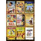 ・ジグソーパズル 1000ピース ジグソーパズル ディズニー Movie Poster Collection Disney Animations (51x73.5cm) D-1000-064(テンヨー)梱80cm