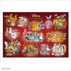 ・ジグソーパズル テンヨー ジグソーパズル ディズニー Disney Characters Collection 1000ピース (51x73.5cm) D-1000-066(テンヨー)梱80cm