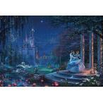 ・ジグソーパズル テンヨー ジグソーパズル ディズニー トーマス・キンケード Cinderella Dancing in the Starlight 1000ピース (51x73.5cm) D-1000-068(テン