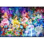 ジグソーパズル 1000ピース ディズニー プリンセス ブリリアントドリーム(51x73.5cm) D-1000-401(テンヨー)梱80cm