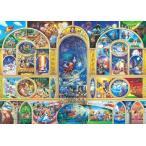 1000ピース ジグソーパズル 世界最小 ディズニーオールキャラクタードリーム(29.7x42cm) (DW-1000-405)[テンヨー]4905823944059