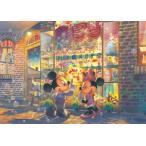 ・ジグソーパズル 1000ピース ディズニー 夕暮れのトイショップ 世界最小(29.7x42cm) DW-1000-406(テンヨー)梱60cm