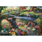・ジグソーパズル 1000ピース ディズニー ふしぎの国のアリス ALICE IN WODERLAND(51x73.5cm)  D-1000-490(テンヨー)梱80cm
