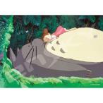 ・ジグソーパズル 108ピース ジブリ となりのトトロ メイちゃんのいねむり (18.2x25.7cm)  108-411(エンスカイ)梱60cm