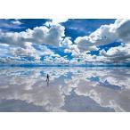 2000ピース ジグソーパズル ウユニ塩湖―ボリビア 世界最小スーパースモールピース(38x53cm) (54-011)[エポック社]4977389540112