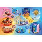 ジグソーパズル 1000ピース ディズニー Disney Pixar Collection(ディズニー ピクサー コレクション) (50x75cm) 97-003(エポック社)梱80cm