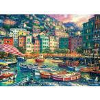 ・ジグソーパズル ビバリー 600ピース ジグソーパズル 夕暮れの美しい港(38×53cm)66-182 66-182(ビバリー)梱60cm(A999)