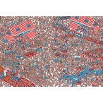 ・ジグソーパズル ビバリー 1000マイクロピース ジグソーパズル Where's Wally? ウーフの国マイクロピース(26×38cm) M81-727 M81-727(ビバリー)梱60cm