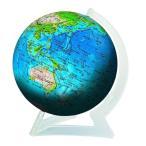 ジグソーパズル 540ピース 3D球体パズル ブルーアース2—地球儀— 2054-110(やのまん)梱80cm