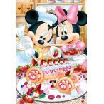 ジグソーパズル 99ピース ディズニー ベリーベリー・ロールケーキ プチライト (10x14.7cm)  99-445(やのまん)梱60cm