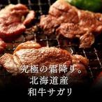 肉のあおやま 超レア 北海道産 和牛サガリ(ハラミ) 200g (焼肉 肉 焼き肉 バーベキュー BBQ バーベキューセット)