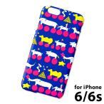iPhone6 iPhone6s ハードスマホケース★ iPhone6対応ケース ハード (IPH-42) : animal bike NV