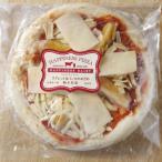 《冷凍》 ピザ お取り寄せ 「嶋木牧場ラクレット&十勝産インカのめざめ」 x 2枚−十勝のおいしいピザをお取り寄せ♪/ハッピネスデーリィ[冷凍発送]