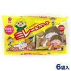 野村煎豆 まじめなおかし ミレービスケット ノンフライ・牛乳、卵不使用 小袋6個入 (25g×6)