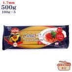 セルバ スパゲッティ 500g パスタ (100g結束タイプ)